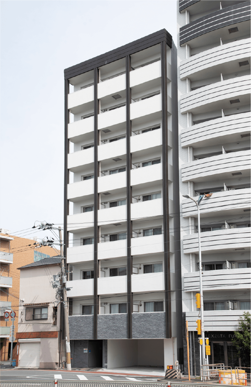 大阪市福島区